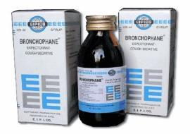 Bronchophane 125ml syrup