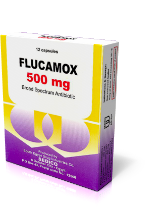 Flucamox 250mg 12caps