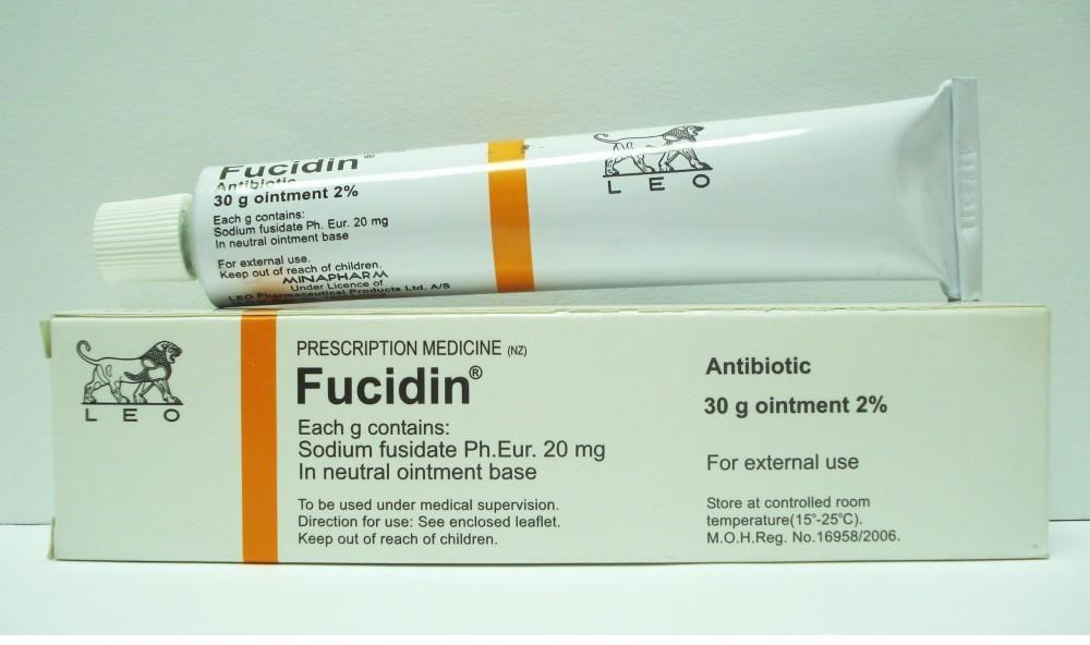 سعر وملعومات Fucidin 2 Ointment 30 Gm فيوسيدين مرهم 2 30جرام